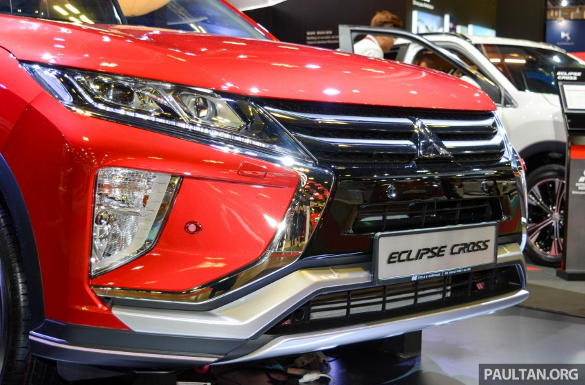 Mitsubishi Eclipse Cross 1.5T launched in Singapore Image #762184