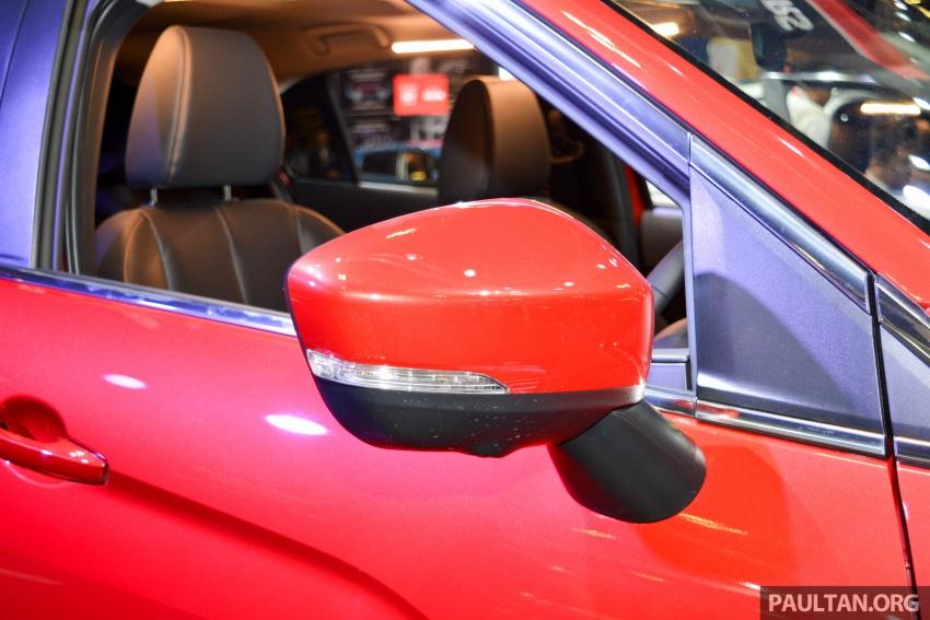 Mitsubishi Eclipse Cross buat kemunculan sulung di Singapura – 1.5L DOHC MIVEC turbo, 163 ps/250 Nm Image #760559