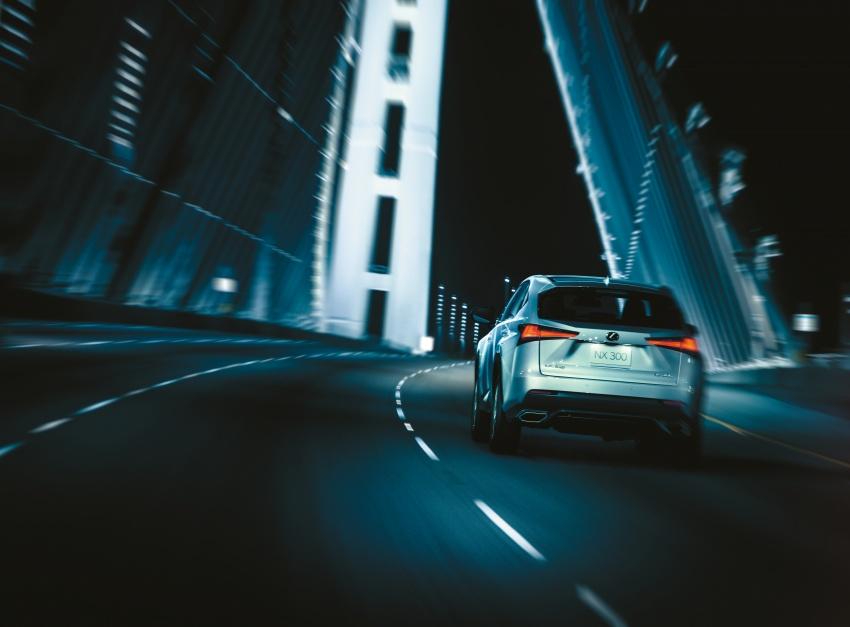 Lexus RX 350L tujuh-tempat duduk, NX 300 facelift kini dibuka tempahan di Malaysia – SUV dari RM312k Image #762418