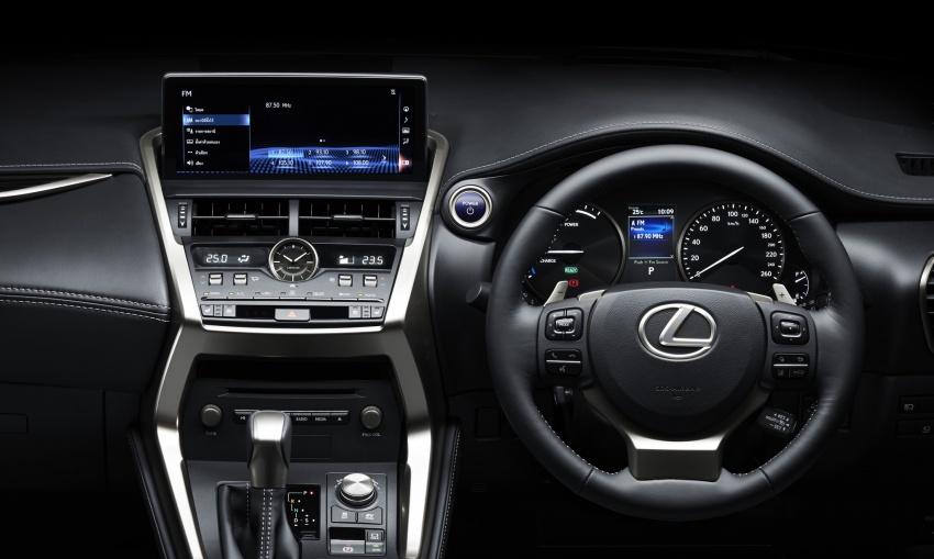 Lexus RX 350L tujuh-tempat duduk, NX 300 facelift kini dibuka tempahan di Malaysia – SUV dari RM312k Image #762424