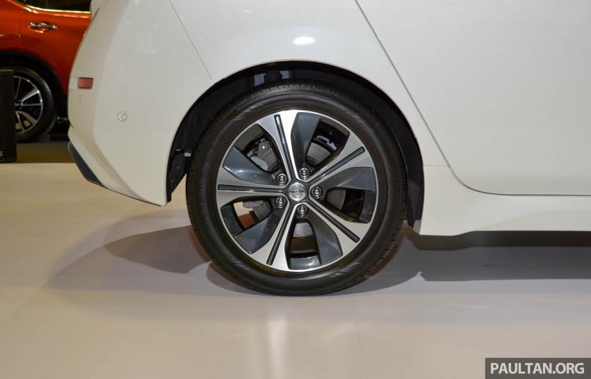 GALERI: Nissan Leaf 2018 dipamerkan di Singapura Image #762134