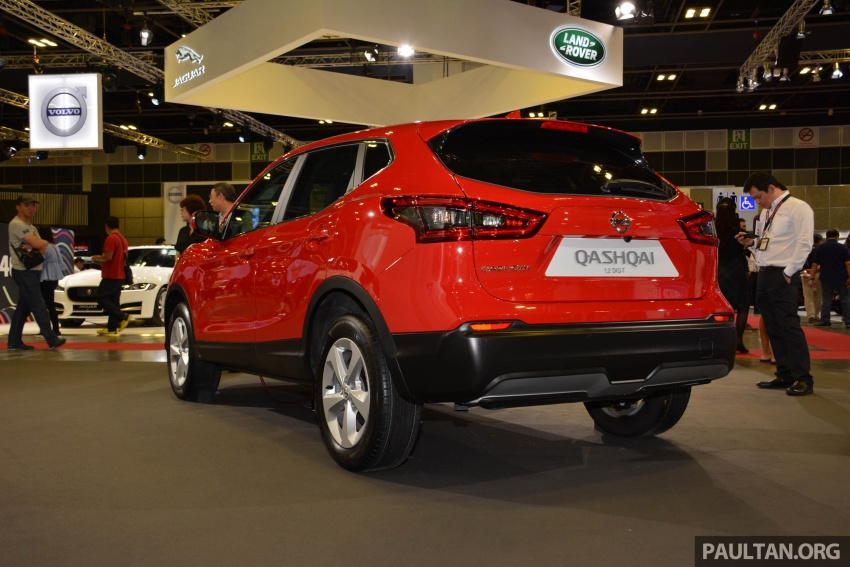 GALLERY: Nissan X-Trail and Qashqai facelifts in SG Image #762315