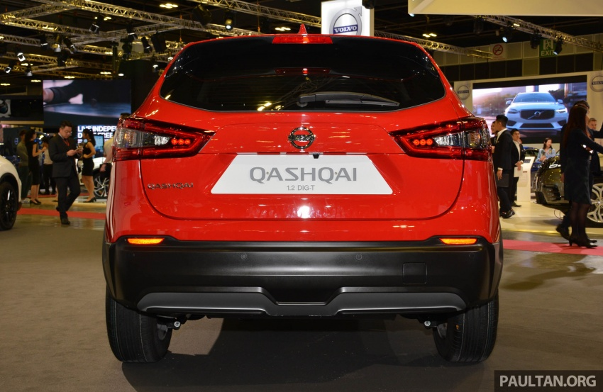 GALLERY: Nissan X-Trail and Qashqai facelifts in SG Image #762318