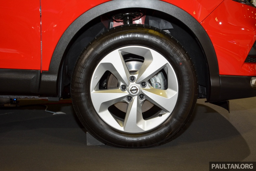 GALLERY: Nissan X-Trail and Qashqai facelifts in SG Image #762323