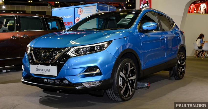 GALLERY: Nissan X-Trail and Qashqai facelifts in SG Image #762346