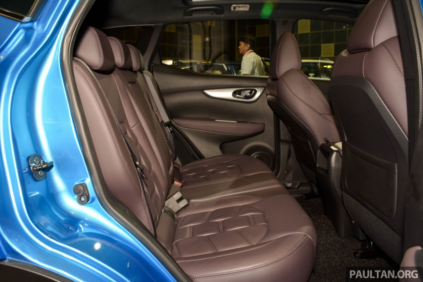 GALLERY: Nissan X-Trail and Qashqai facelifts in SG Image #762366