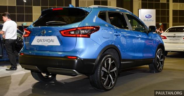 2020 Nissan Qashqai Hybrid Debuts Next Year >> Nissan Qashqai Two New Hybrid Engines By 2020