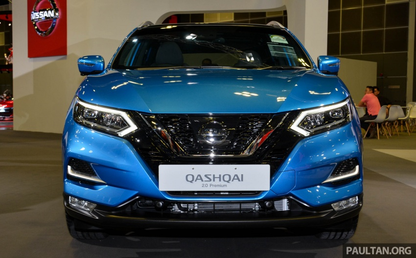 GALLERY: Nissan X-Trail and Qashqai facelifts in SG Image #762348