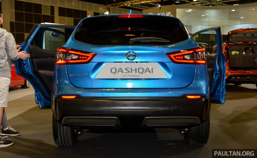 GALLERY: Nissan X-Trail and Qashqai facelifts in SG Image #762349