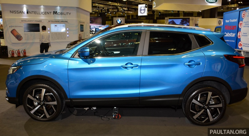 GALLERY: Nissan X-Trail and Qashqai facelifts in SG Image #762351