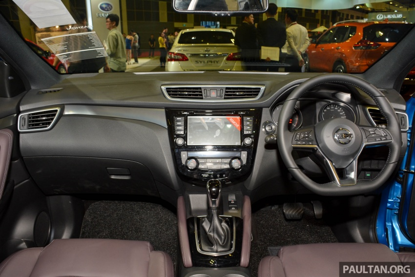 GALLERY: Nissan X-Trail and Qashqai facelifts in SG Image #762354
