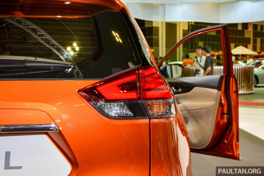 GALLERY: Nissan X-Trail and Qashqai facelifts in SG Image #762290