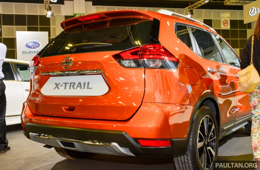 GALLERY: Nissan X-Trail and Qashqai facelifts in SG Image #762291