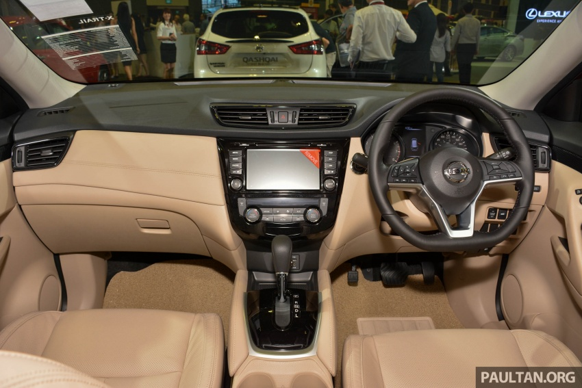 GALLERY: Nissan X-Trail and Qashqai facelifts in SG Image #762292