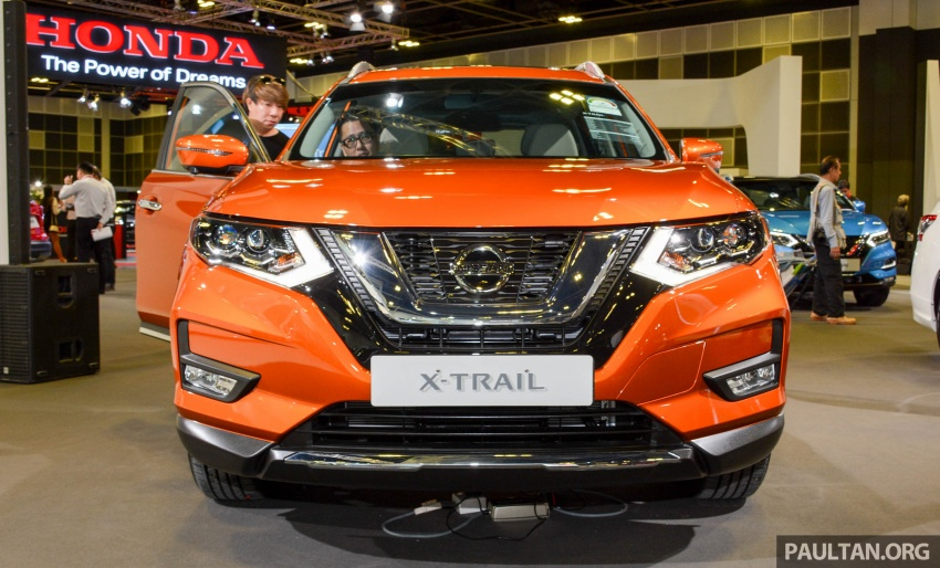 GALLERY: Nissan X-Trail and Qashqai facelifts in SG Image #762280