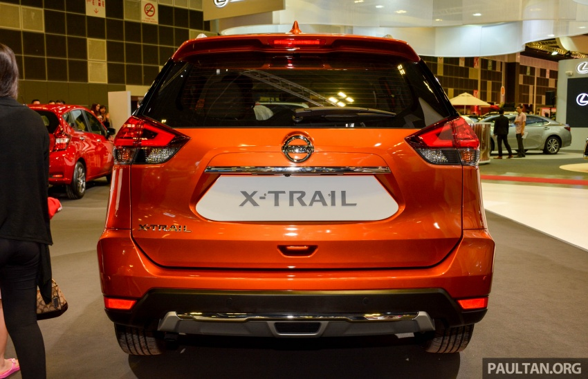GALLERY: Nissan X-Trail and Qashqai facelifts in SG Image #762281