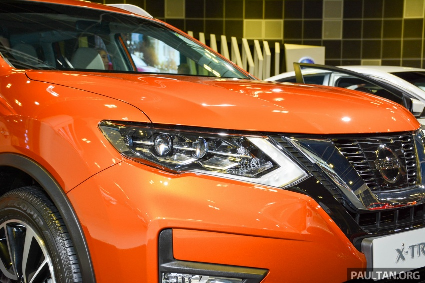 GALLERY: Nissan X-Trail and Qashqai facelifts in SG Image #762283