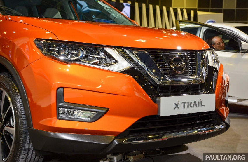GALLERY: Nissan X-Trail and Qashqai facelifts in SG Image #762286