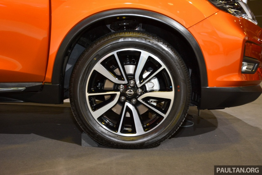 GALLERY: Nissan X-Trail and Qashqai facelifts in SG Image #762287