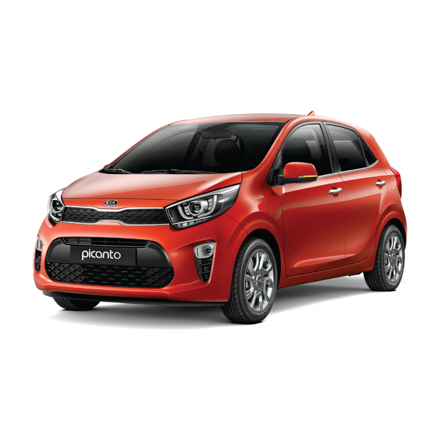 2018 Kia Picanto launched in Malaysia – RM49,888 Image #759015