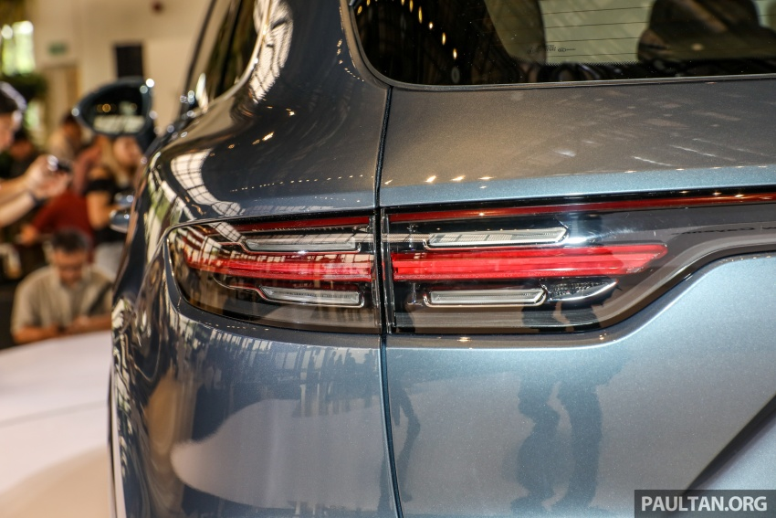 2018 Porsche Cayenne officially previewed in Malaysia Image #771211