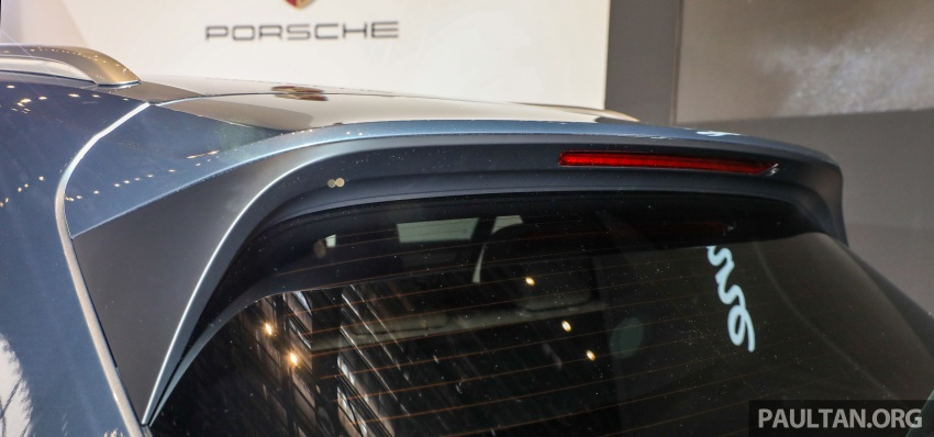 2018 Porsche Cayenne officially previewed in Malaysia Image #771217