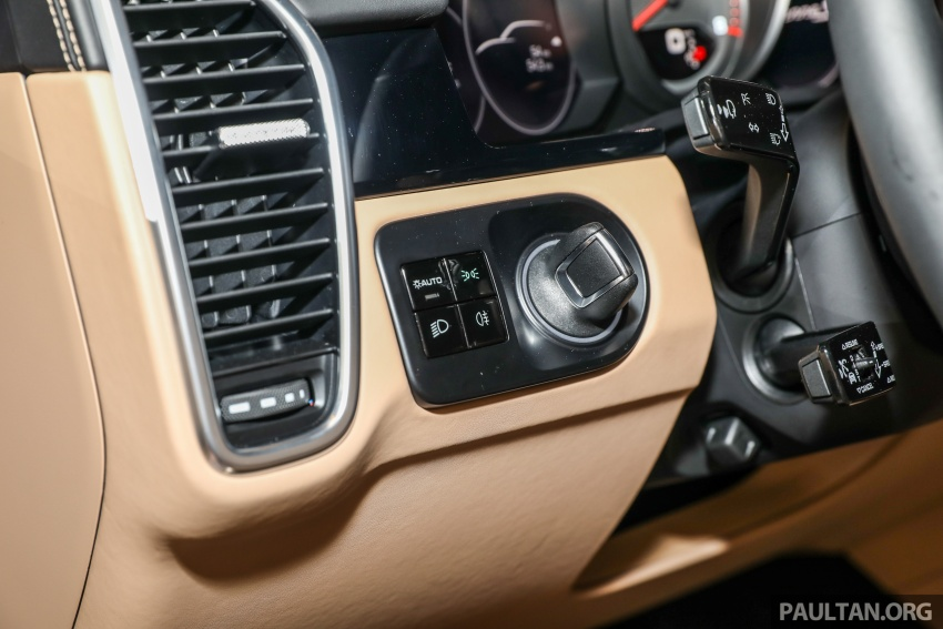 2018 Porsche Cayenne officially previewed in Malaysia Image #771240