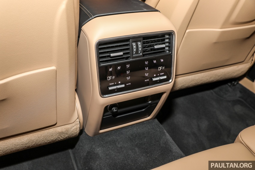 2018 Porsche Cayenne officially previewed in Malaysia Image #771254