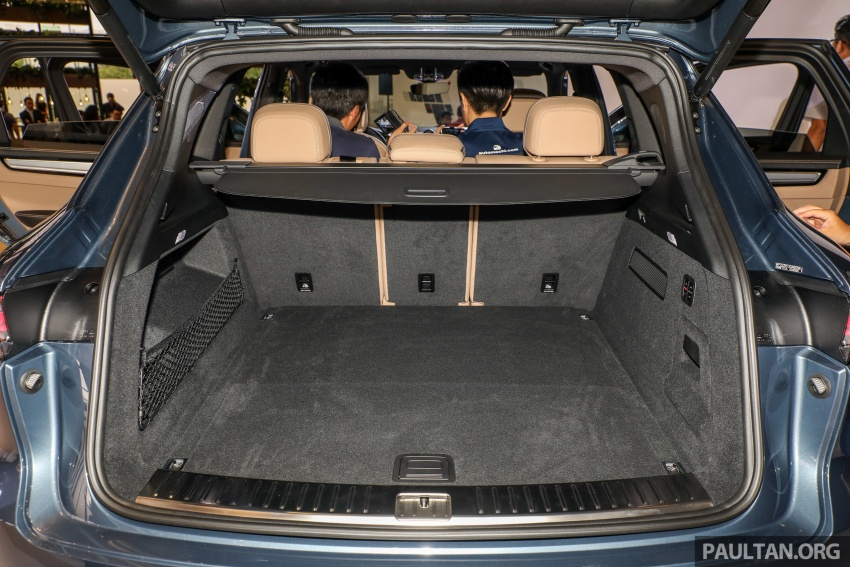 2018 Porsche Cayenne officially previewed in Malaysia Image #771257