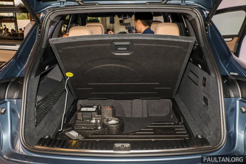 Porsche Cayenne 2018 dipertontonkan di Malaysia Image #771186
