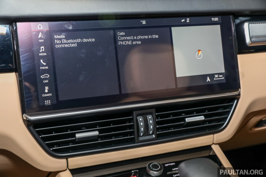 2018 Porsche Cayenne officially previewed in Malaysia Image #771231