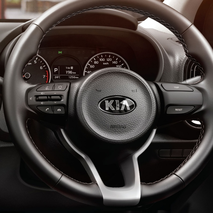 2018 Kia Picanto launched in Malaysia – RM49,888 Image #759004