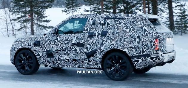 Range Rover Sv Coupe Interior Teased Geneva Debut
