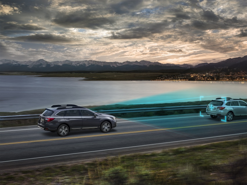 Subaru Outback <em>facelift</em> dan XV 2.0 liter dilancarkan di Singapura – penampilan sulung EyeSight di ASEAN Image #759849