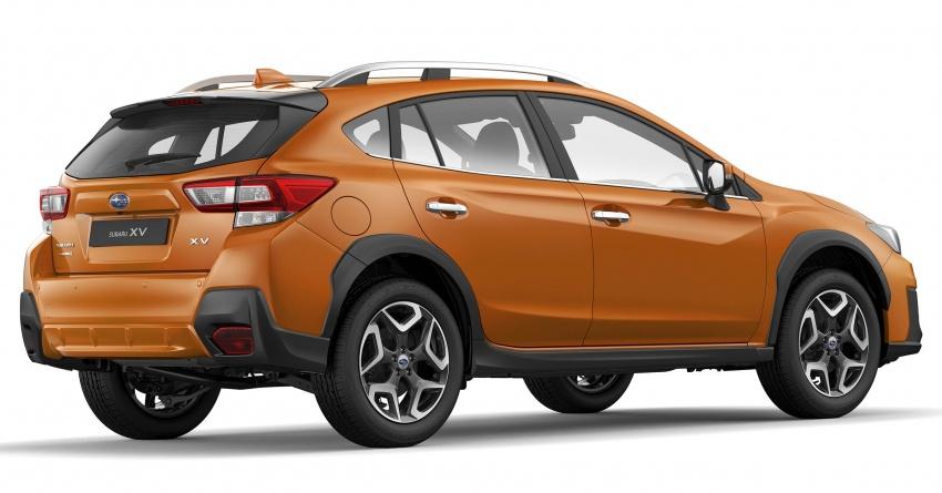 Subaru Outback <em>facelift</em> dan XV 2.0 liter dilancarkan di Singapura – penampilan sulung EyeSight di ASEAN Image #759841