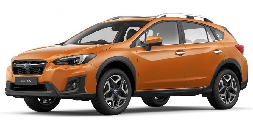 Subaru Outback <em>facelift</em> dan XV 2.0 liter dilancarkan di Singapura – penampilan sulung EyeSight di ASEAN Image #759840
