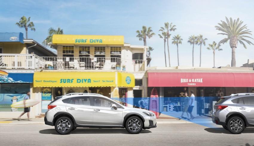 Subaru Outback <em>facelift</em> dan XV 2.0 liter dilancarkan di Singapura – penampilan sulung EyeSight di ASEAN Image #759844