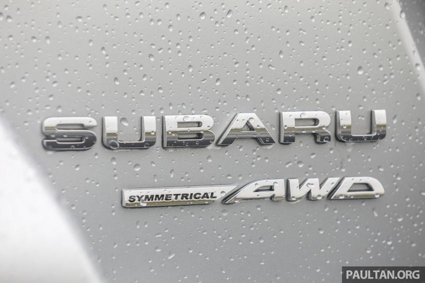 GALLERY: 2018 Subaru XV 2.0i-P vs old 2015 XV STI Image #771975