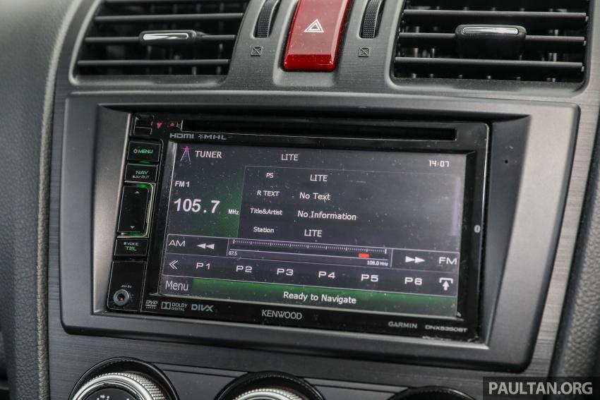 GALLERY: 2018 Subaru XV 2.0i-P vs old 2015 XV STI Image #771989