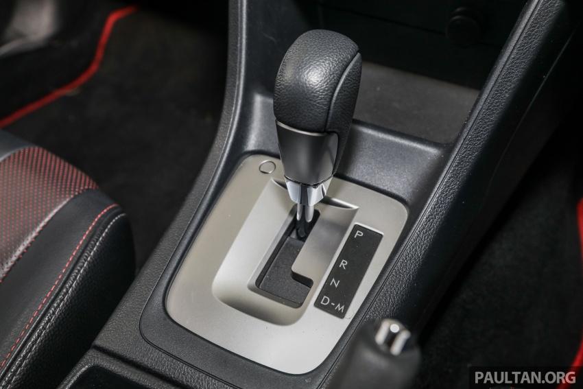 GALLERY: 2018 Subaru XV 2.0i-P vs old 2015 XV STI Image #771994