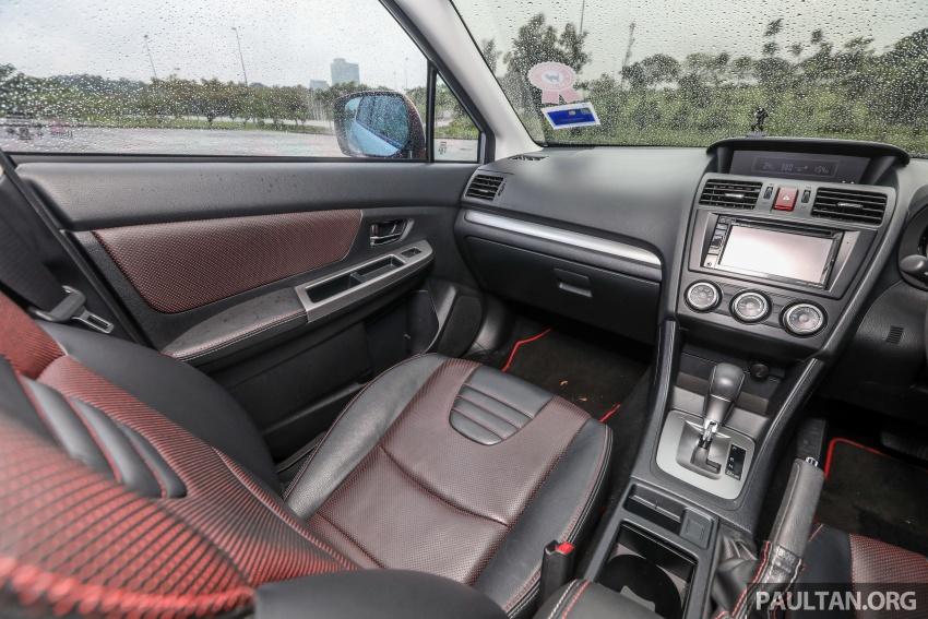 GALLERY: 2018 Subaru XV 2.0i-P vs old 2015 XV STI Image #772004
