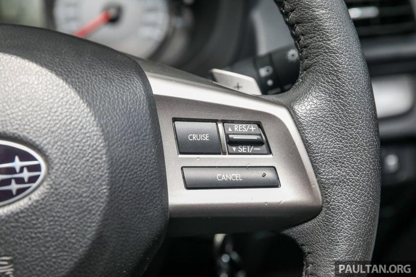 GALLERY: 2018 Subaru XV 2.0i-P vs old 2015 XV STI Image #771983
