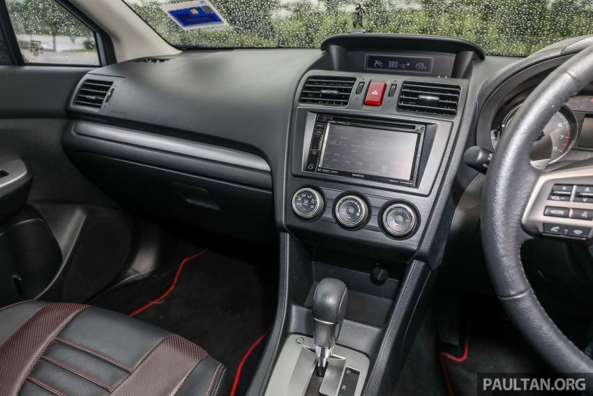 GALLERY: 2018 Subaru XV 2.0i-P vs old 2015 XV STI Image #771986
