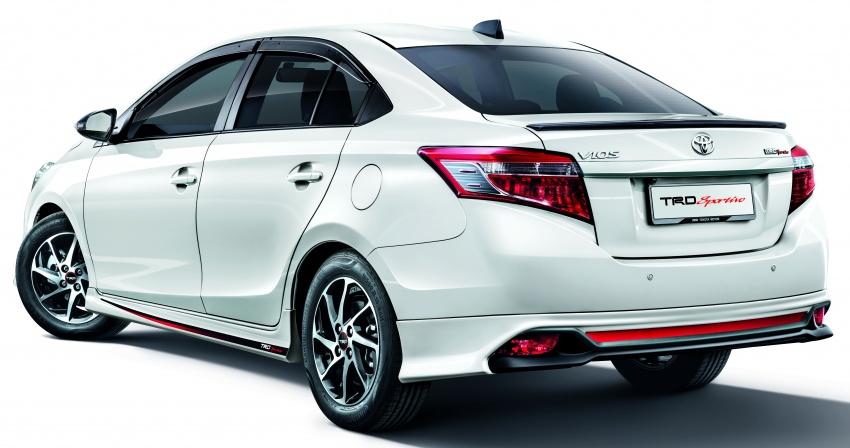 Toyota Vios dipertingkat untuk 2018 – rekaan bodykit baru, dibuka untuk tempahan, harga dari RM74,980 Image #756695
