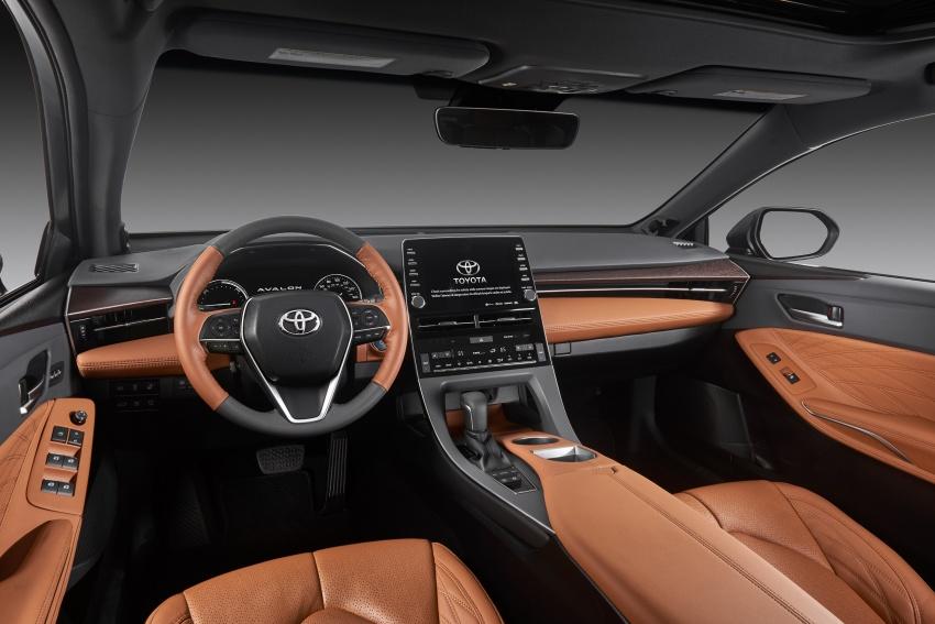 Toyota Avalon 2019 – lebih agresif, mewah dan maju Image #763055
