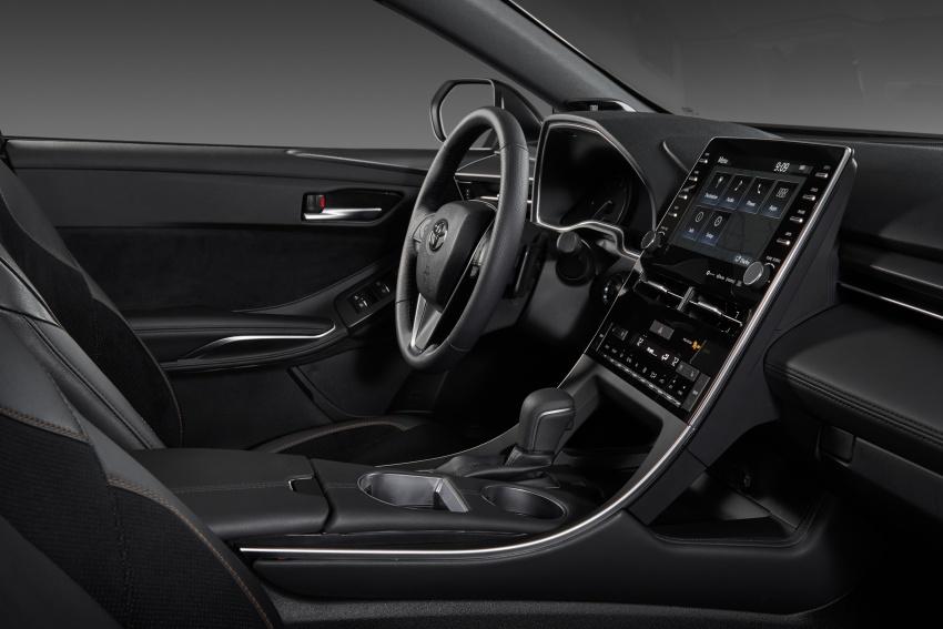 Toyota Avalon 2019 – lebih agresif, mewah dan maju Image #763075