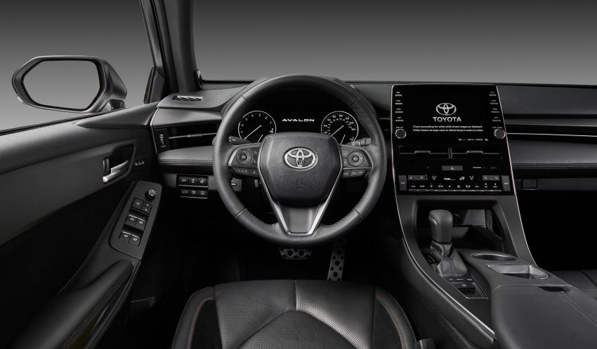 Toyota Avalon 2019 – lebih agresif, mewah dan maju Image #763076