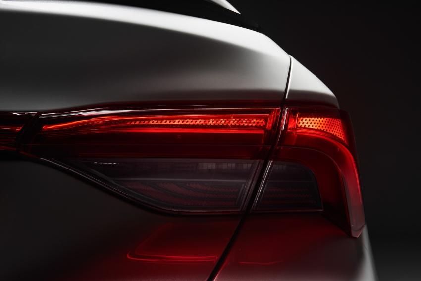 Toyota Avalon 2019 – lebih agresif, mewah dan maju Image #763081