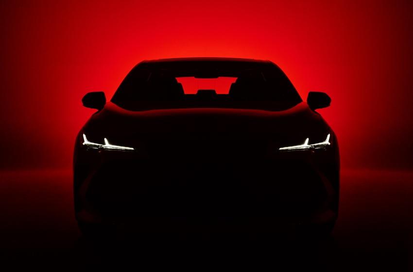 Toyota Avalon 2019 – lebih agresif, mewah dan maju Image #763063