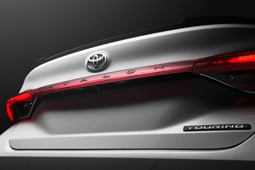 Toyota Avalon 2019 – lebih agresif, mewah dan maju Image #763083